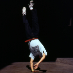 BreakDancer - Turin, Italy - About 1994