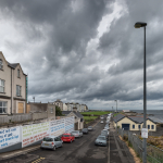 Bath Rd. - Portrush, Northern Ireland, UK - August 16, 2017