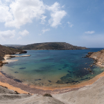 Gnejna Bay - Mugiarro, Malta - April 23, 2013