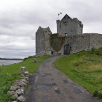 Dunguaire Castle - Galway, Ireland - August 12, 2008