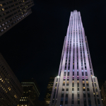 Rockefeller Center - New York, NY, USA - August 21, 2015