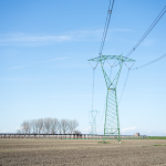 Power Lines - Crevalcore, Bologna, Italy - March 19, 2013