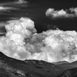 Clouds - Groppo San Pietro, Massa-Carrara, Italy - July 15, 2018