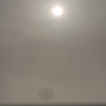 Foggy Sunrise - Nonantola, Modena, Italy - December 15, 2015