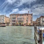 Canal Grande - Venice, Italy - April 18, 2014