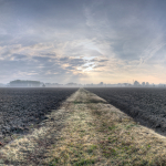 Morning Mist - Near San Damaso, Modena, Italy - October 28, 2011